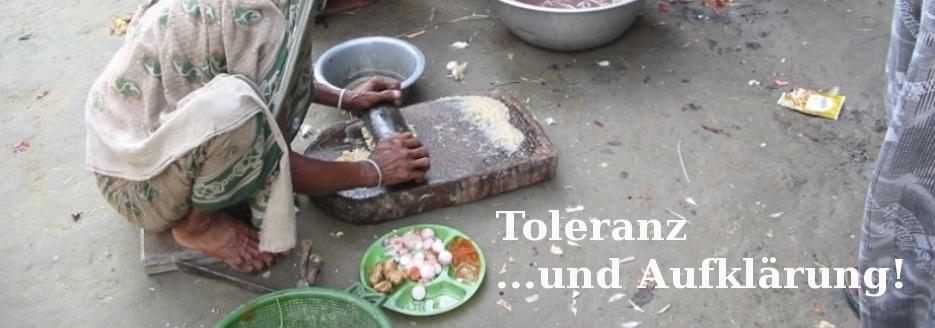 Toleranz und Aufklärung